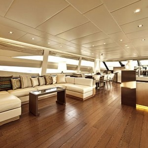 chartered yacht in istanbul