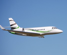 Chartered Jets In Istanbul - Falcon 2000