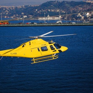 Private Helicopter Tour in Istanbul