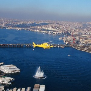 istanbul helicopter tur