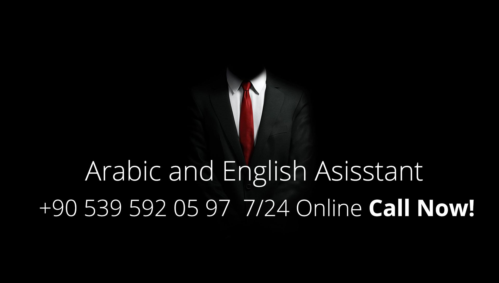 Arabic and English Asisstant