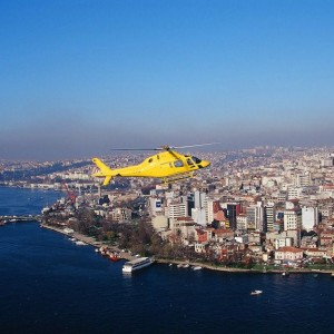 istanbul limousine helicopter