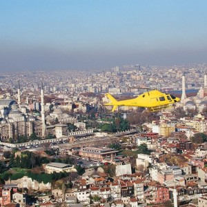 istanbul sultan helicopter