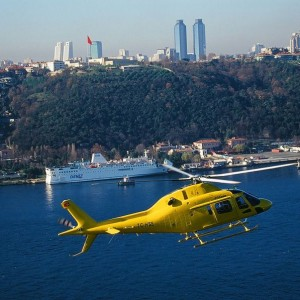 istanbul vip helicopter tour