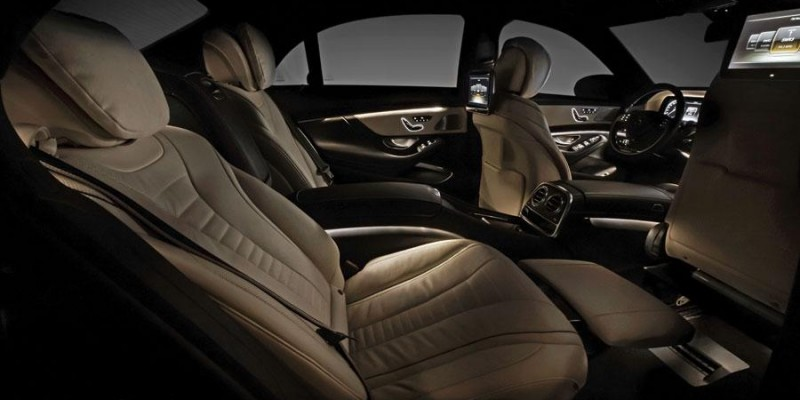 Mercedes S Class rent 2014 istanbul