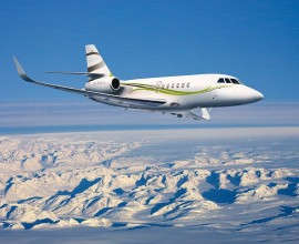 Chartered Jets In Turkey – Falcon 2000 S