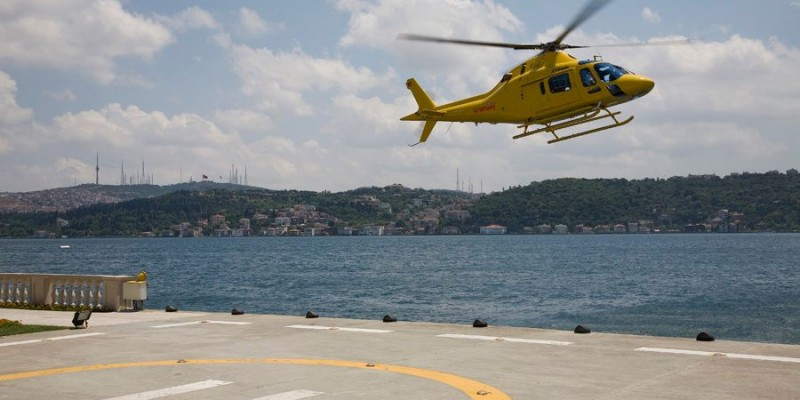 sultan of istanbul helicopters