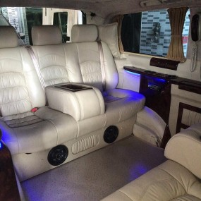 Mercedes Vito rent in Istanbul