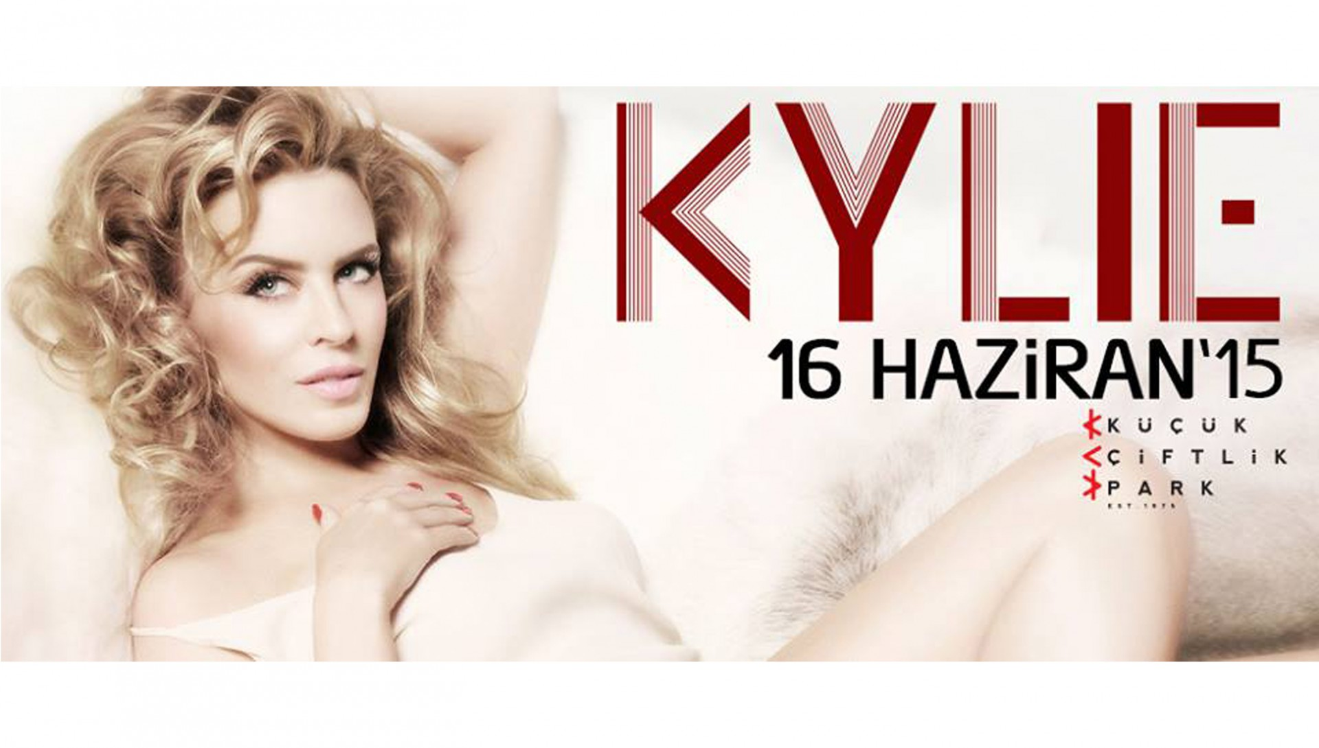 kylie minogue concert istanbul 2015