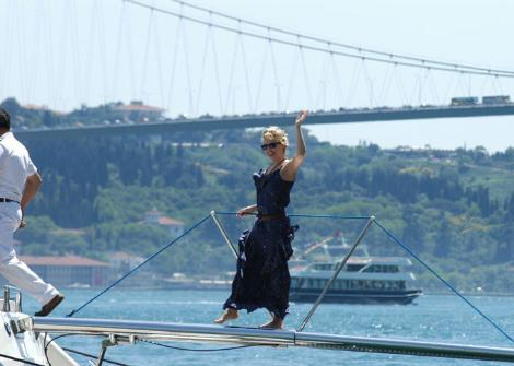 Kylie Minogue Istanbul Concert 2015