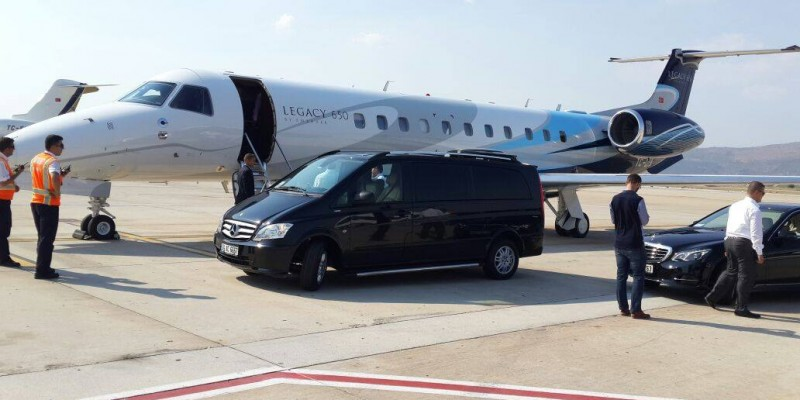 Chartered Jets In Turkey